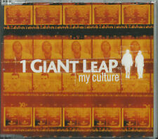 1 GIANT LEAP - MY CULTURE (FEAT. ROBBIE WILLIAMS & MAXI JAZZ) 2001 UK CD SINGLE