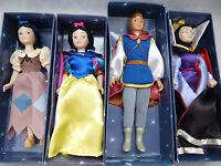 Deagostini - Disney Princess Ceramic Doll Bundle - Snow White - Rare Set