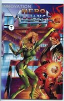 Hero Alliance 1989 series # 7 near mint comic book