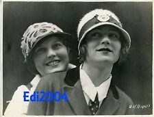 THELMA TODD Vintage Original Photo 1925 Dbl-Wgt Early Fashion Model Career