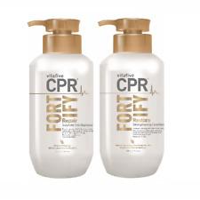 Vita 5 CPR Fortify Repair Shampoo & Restore Conditioner 900ml (VitaFive)