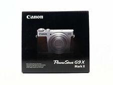 Canon PowerShot G9 X Mark II 1717C001 Compact Digital Camera 20MP WiFi Bluetooth