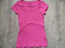 EDC by ESPRIT schönes Basic Shirt pink Gr. XS TOP kCE817