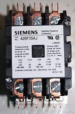 24V 30A 3 Pole Definite Purpose Contactor Furnas / Siemens 42BF35AJ