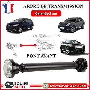 Arbre NEUF de transmission de pont AVANT de Audi Q7 Cayenne & Touareg =7L0521101