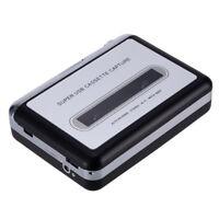 CASSETTE PLAYER PORTABLE TAPE WALKMAN AUTOREVERSE USB MUSIC MP3 AUDIO CONVERTER