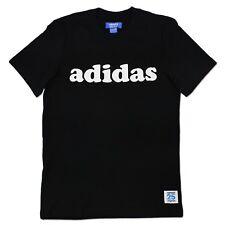 Adidas Originals Nigo Bear Linear Superstar tee Camiseta Hombre Oso Negro Blanco