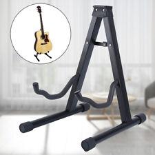 Samger Ständer Gitarrenständer Stativ A-Form, für Konzerte - E Gitarre + E Bass