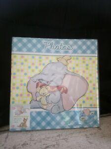 Album photo dumbo Disney Baby 144 pochettes et memo neuf