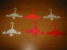 Dawn Doll, 6 Hangers in Very Good Condition