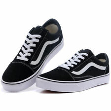 New Men's Women's VAN Classic OLD SKOOL Low Top Canvas sneakers Shoes Casual #AU