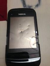 NOKIA C2-02 RM-692 Telefono Cellulare Smartphone per parti di ricambio NON FUNZI