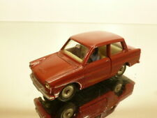 DINKY TOYS 508 DAF 33  - DARK RED 1:43 - VERY GOOD CONDITION