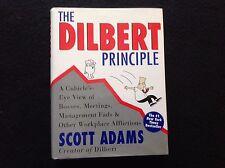 The Dilbert Principle by Scott Adams ~ Hardcover 1st edition ~1996 w/ DustJacket