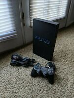 (For Parts Or Repair) Sony Playstation 2 PS2 Console Only SCPH-39001 Powers On