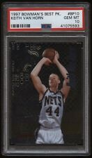 1997 Bowman's Best Best Picks #BP10 Keith Van Horn PSA 10