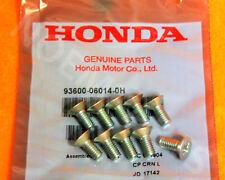10 PACK Genuine OEM Honda Disc Brake Rotor Screw  Fits All Honda-Acura 1986-2017