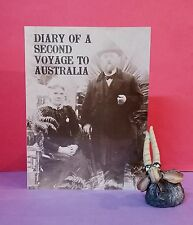 R Roberts: Diary Of A Second Voyage To Australia 1897-98/diaries/religion/travel