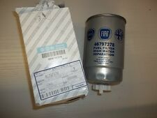 Genuine Fiat Fuel Filter 1.9 JTD Diesel Multipla or Stilo Models - 77362338