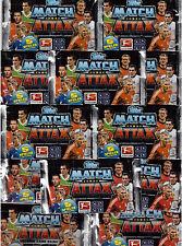 Topps Match Attax / Trading Cards / 20 Tüten OVP / 2012-2013 / 12-13