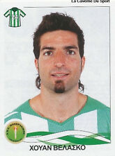N°237 PLAYER PANTHRAKIKOS STICKER PANINI GREEK GREECE LEAGUE 2010