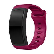 Recambio Correa Reloj Pulsera de Silicona Para Samsung Gear Fit2 Pro Fitness