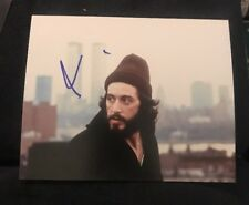AL PACINO SIGNED 8X10 PHOTO CARLITO WAY SCARFACE GODFATHER W/COA+PROOF RARE WOW