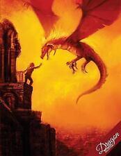 Dragon Notebook Collection: Dragon Notebook Collection : (Fantasy Dragon Art...