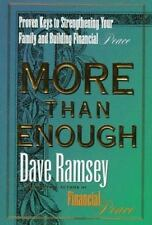 More Than Enough: Proven Keys to Strengthening Your Family and Building Financia