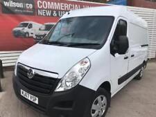 Movano Panel Van Commercial Vans & Pickups