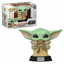 Funko POP! Star Wars The Mandalorian - Child with Frog