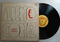 Alberto Cortez A Partir de Manana ALHAMBRA 60.145 1979 LP VG+ LP#1018