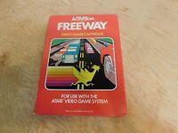 Freeway Atari 2600 Game Complete Box Manual CIB
