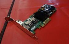 LSI Logic MegaRAID SAS Controller 8708EM2 PCI-E LSIiBBU06 L3-01144-07B W/BATTERY