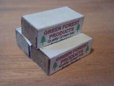 Osborn Models N Gauge * Set of 6 * 2x4x8 Wrapped Lumber * NEW Kit RRA3015