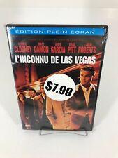 L'Inconnu De Las Vegas ( Oceans 11 ) ( DVD, 2002 )