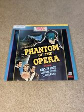 laserdisc phantom of the opera