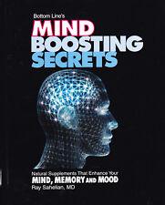 Mind Boosting Secrets  Ray Sahelian, MD