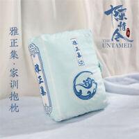 Grandmaster of Demonic Cultivation Pillow Cushion Wangji Wuxian The Untamed Gift