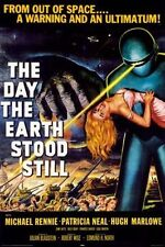 THE DAY THE EARTH STOOD STILL - CLASSIC MOVIE POSTER - 24x36 9303