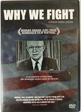 Why We Fight - A film by Eugene Jarecki (DVD, 2006)
