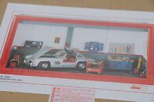 Exoto + Hi-Tech / 1:18 Garage Diorama / Wall Mounted Art / #EHT00003