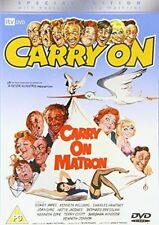 Carry on Matron 1972 DVD Film Comedy Movie Kenneth Williams Sid James