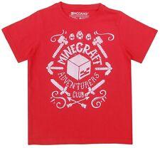 Camisetas de niño de 2 a 16 años manga larga en rojo