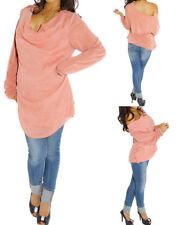 Locker sitzende Damenblusen, - tops & -shirts aus Chiffon Normalgröße
