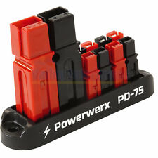 75A Input 4 Position Distribution Block for 15/30/45A Anderson Powerpoles