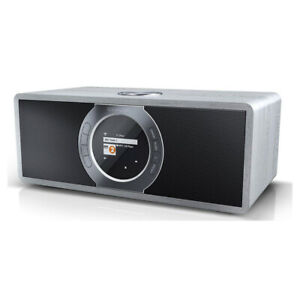 Sharp DR-I470 PRO 30W Internet DAB+ FM Stereo Radio with Wi-Fi, Bluetooth - Grey