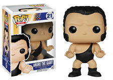 **ANDRE THE GIANT #21 - WWE - POP! VINYL FIGURE - BRAND NEW***