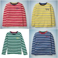 New Ex Mini Boden Girls' Harry Potter House  Breton Top, Was £22 Now £10.50
