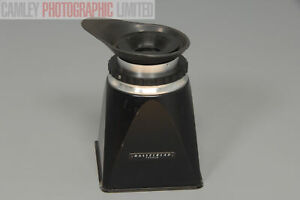 Hasselblad Chimney Magnifying Hood w/ dioptre (42013). Graded: EXC+ [#10057]